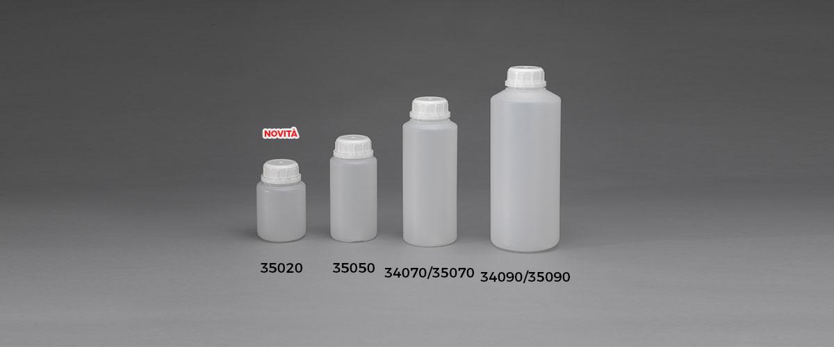 Bottiglie tappo sigillo serie 350