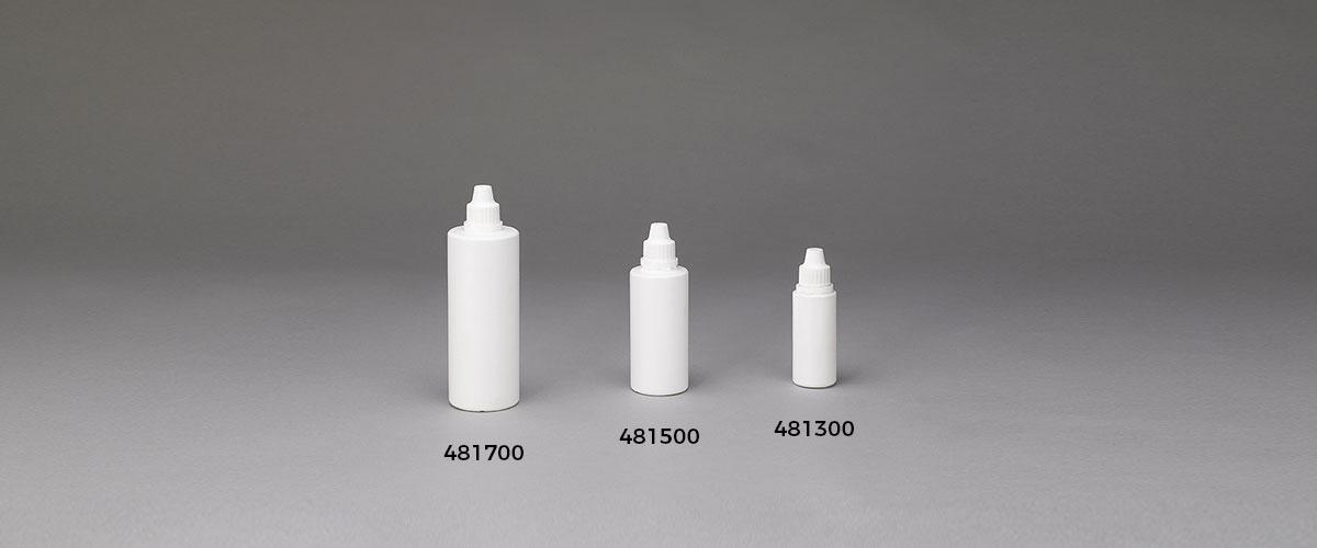 Bottiglie tappo sigillo serie 481