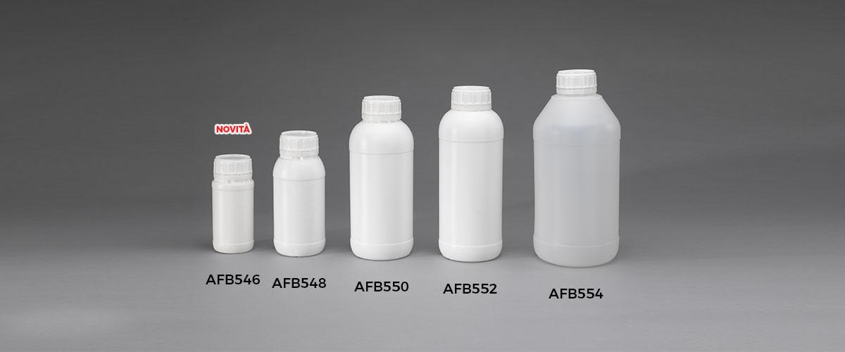 Bottiglie tappo sigillo serie afb