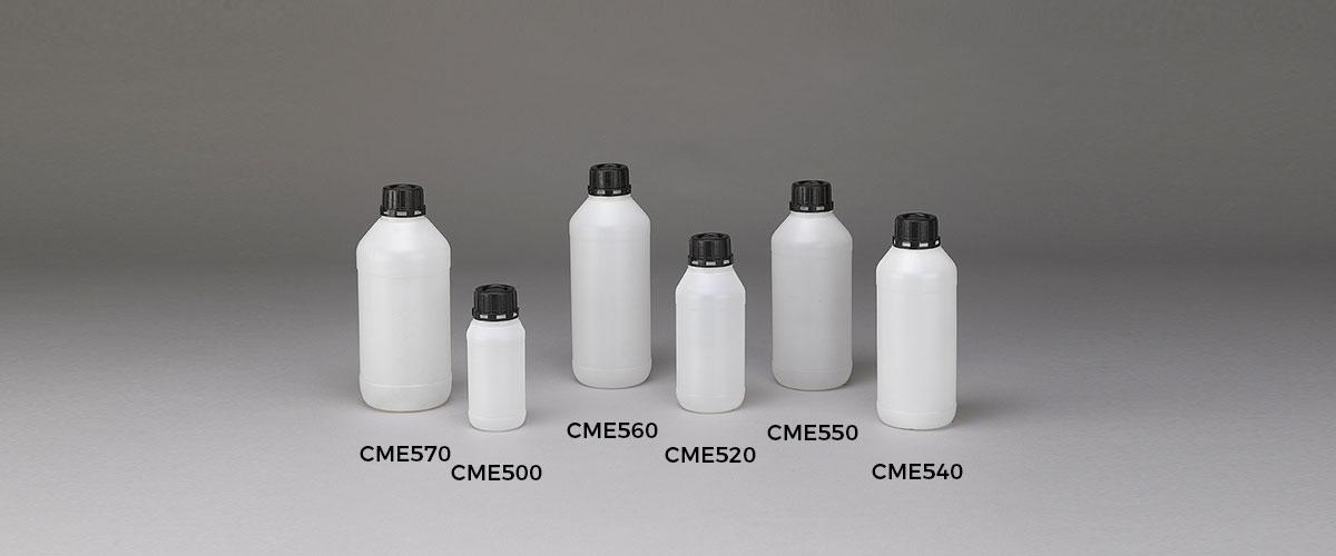 Bottiglie tappo sigillo serie cme
