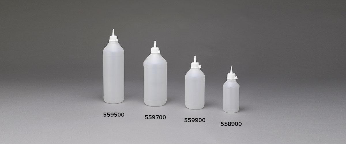 Bottiglie serie 559 spalla inclinta