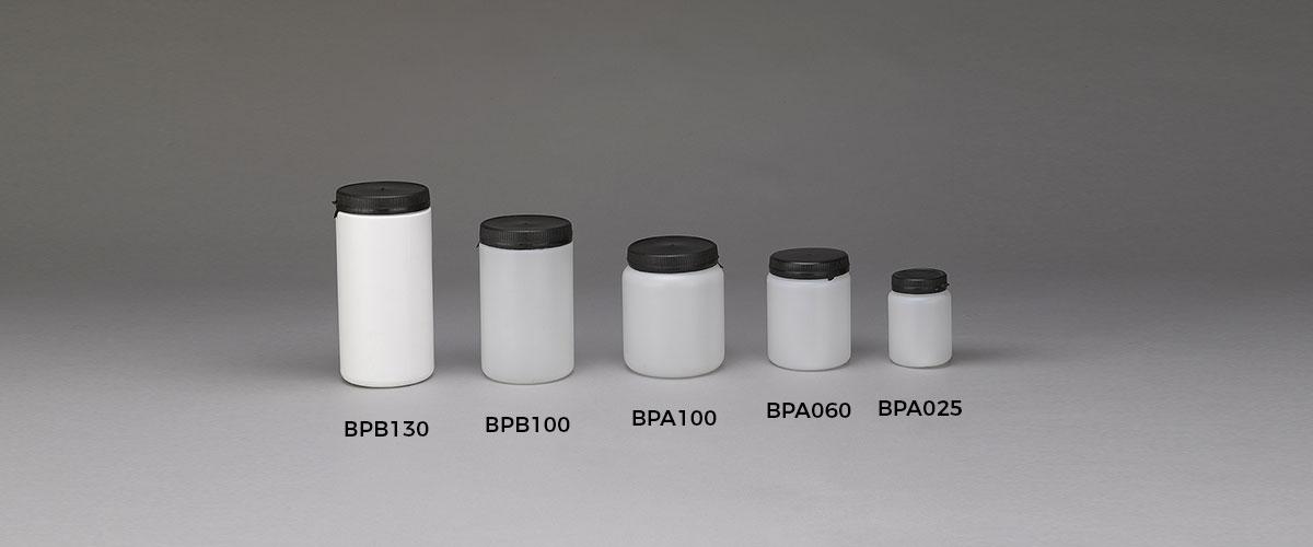 Bottiglie vasi serie beu