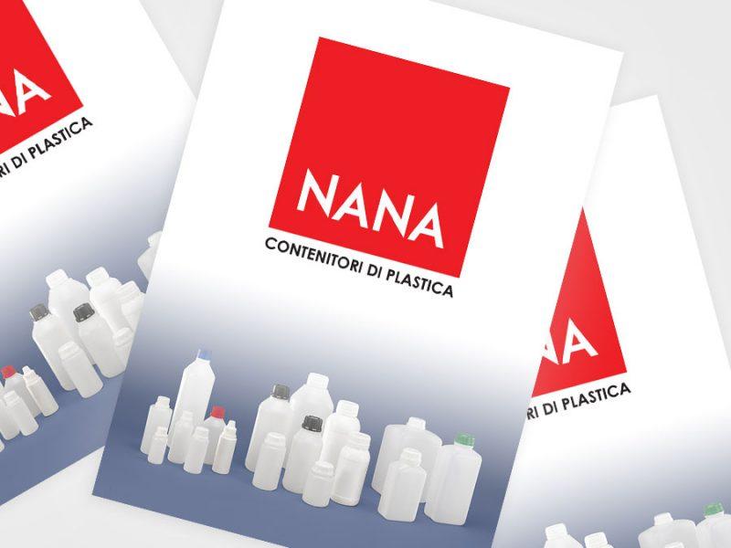 Nana Catalogo Contenitori in Plastica